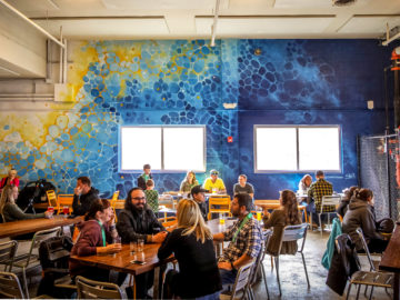 Smartmouth Pilot House Mural Celebration and Pop-Up Exhibition
